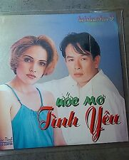 Vietnamese karaoke video laserdisc nhac tinh noe mo yeu vol 9 1996 18 songs