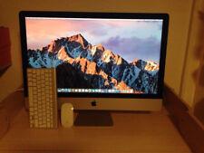"""Apple iMac 27""""/ Ende 2013/ 3,2 GHz/ Intel Core i5/ 8 GB 1600 MHz DDR3/ OS Sierra"""