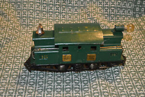 Ives Railway Lines Motor Cab 3252 Engine with Brass Plates & Manual Reverse