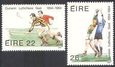 Ireland 1984 Gaelic Sports/Irish Football/Hurling/Games/Animated 2v set (n30199)