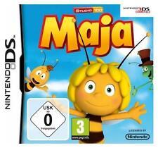 Die Biene Maja und Willi Nintendo Ds Spiel Kinderspiel DEUTSCHE Version Neu OVP