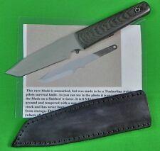 RARE US TIMBERLINE Prototype AVIATOR by CAMILLUS Pilot Survival Fighting Knife