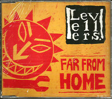 LEVELLERS Far From Home NEW VERSION & 3 UNRELEASE UK CD single SEALED USA Seller