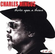 FREE US SHIP. on ANY 2 CDs! ~LikeNew CD Charles Mingus: Thrice Upon a Theme Impo