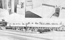 Dillon South Carolina Stonewall Jackson Motel Multiview Antique Postcard K46951