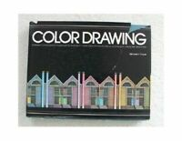 Color Drawing : A Marker-Colored-Pencil Approach Paperback Michael Doyle