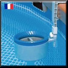 INTEX Skimmer de surface Deluxe pour piscine Tubulaire Auto Stable Impurete Pro