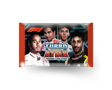 Topps Turbo Attax Formula 1 - 5 x Sealed Packs (30 Cards)