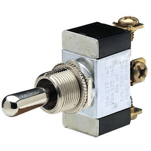 HEAVY-DUTY TOGGLE SWITCH ON/OFF/MOMENTARY(ON)