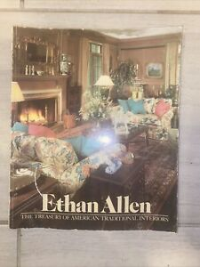 ⭐ Vintage The Ethan Allen Treasury Furniture Catalog 84th Edition