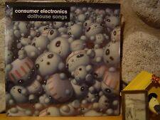 CONSUMER ELECTRONICS Dollhouse Songs LP/Whitehouse/Ramleh/Skullflower/NEW!