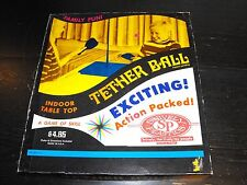 Vintage Indoor Table Top Tether Ball - Snively Plastics