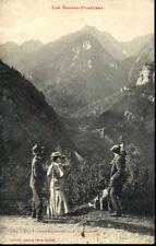 64 - EAUX-CHAUDES, Cirque de Gaziès. Pyrénées