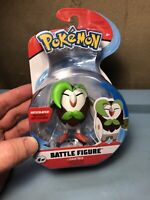 NEW S2 POKEMON WICKED COOL TOYS DARTRIX BATTLE FIGURE ARTICULATED