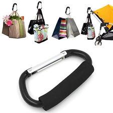 Top Sale 16*10CM Baby Stroller Trolley Shopping Hook Accessory Pram Hook Hangers