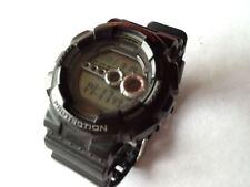 USED: CASIO  3263 G-Shock GD-100 Alarm Chronograph Watch. Gent's