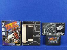 Sega Mega Drive 32x COSMIC CARNAGE Boxed & Complete Very Rare Game PAL UK