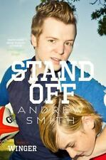 Stand-off by Andrew Smith (2015, Hardcover)