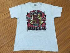 Large - Vtg 1997 Chicago Bulls Nba Finals 90s Cotton T-shirt