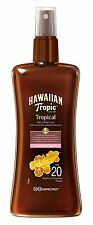 HAWAIIAN TROPIC Protective Dry Spray Oil LSF 20 (200 ml) NEU&OVP