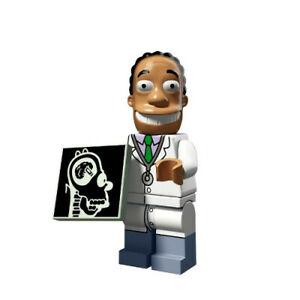 LEGO Simpsons Minifigures Series 2 (71009) - Figure #16 of 16: Dr Julius Hibbert