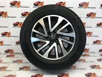 Nissan Navara Alloy wheel Continental Cross Contact 255 60 18 tyre 2015-2020
