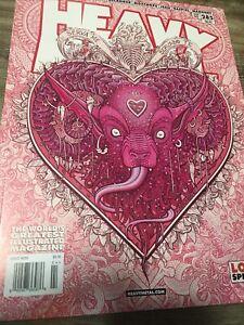Heavy Metal Magazine - Issue #285