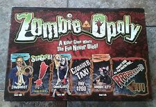 Zombie-Monopolio Board game completo raro