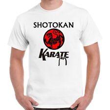 Shotokan Karate Logo Retro T Shirt 579