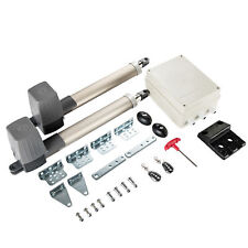 Automatic Arm Dual Swing Gate Opener, Gates Up to 662 lb. DC Motor, Low Noise