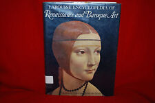 Larousse Encyclopedia of Renaissance and Baroque Art 1964 Hardcover Book Huyghe