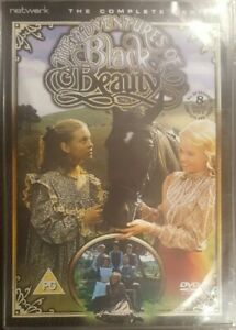 THE ADVENTURES OF BLACK BEAUTY DVD COMPLETE CLASSIC BRITISH TV SERIES 8-DISC SET