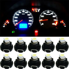 50Pcs T3 Wedge LED Car Instrument Cluster Panel Lamp Gauge Dashboard Bulb Light