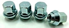 4 X ALLOY WHEEL NUTS FORD FOCUS M12 X 1.5 19MM HEX OE STYLE  BOLTS STUDS LUGS