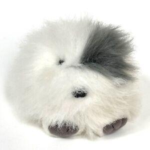 Vintage Puffkins Swibco Shaggs the Furry Shaggy Mutt Dog Plush Stuffed Animal