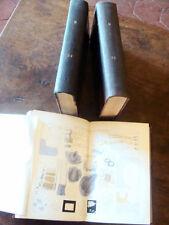 1859 SCIENCE  precis de chimie industrielle par PAYEN  avec son ATLAS