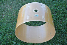 "1970's Ludwig CLASSIC 22"" THERMOGLOSS BASS DRUM SHELL for YOUR DRUM SET! #E977"