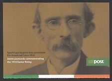 NEW~IRELAND 2016~EASTER RISING 1916 CENTENARY POSTCARD SET