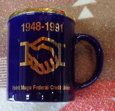 Point Mugu Federal Credit Union Coffee Mug
