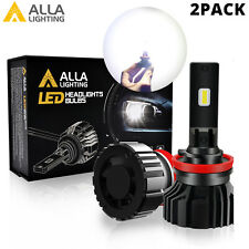 LED White Low Beam Headlight Bulbs for Toyota Lexus Honda Acura Nissan Infiniti