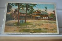 1926 Grand View Lodge - Gull Lake Near Brainerd Minnesota Postcard