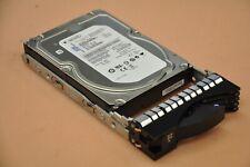 IBM System Storage 1TB 6G SAS 3.5 inch LFF Hot Swap Hard Drive + Caddy 49Y1939