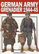 GERMAN ARMY GRENADIER 1944-45 (STEPHEN ANDREW) LANDSER BOOKS