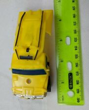 Polyfect Toys Inc Transformers Fakie Front & Back of Yellow Vehicle - for parts