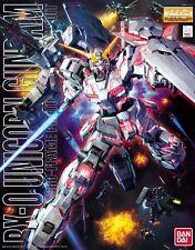 BANDAI MG 1/100 RX-0 UNICORN GUNDAM Plastic Model Kit Gundam UC from Japan