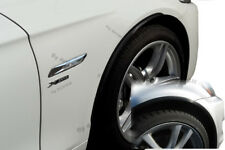 2x CARBON opt Radlauf Verbreiterung 71cm für Nissan Presage Felgen tuning flaps
