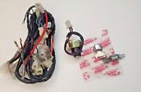 YAMAHA RX100 IGNITION LOCK SWITCH & WIRE HARNESS RX RS100 RX125 RX 100 RX135