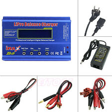 EU Plug Imax B6 Lipo Nimh Nicd RC Battery Balance Charger Discharger+AC Adapter