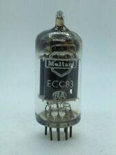 ECC83 12AX7 Mullard UK square getter on goalpost support 1 piece USED tube valve