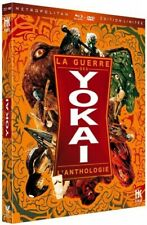 La guerre des Yokai Anthologie COMBO BLU-RAY + DVD NEUF SOUS BLISTER